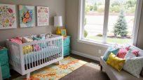 Çocuğunuz İçin 10 Tatlı Çocuk Odası Fikri