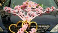 Göz Alıcı Düğün Araba Süslemeleri