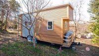 Şirin karavan ev