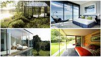 Yatak Odanız İçin Muhteşem 20 Panoramik Cam Fikri