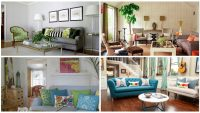 Modern ve Çarpıcı Oturma Odaları