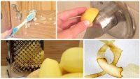 15 Hayat Kurtarıcı Eviniz İçin Temizlik İpuçları