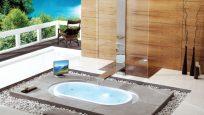 Sizi Şaşırtacak Gömülü Küvet Modelleri İle Harika Banyolar