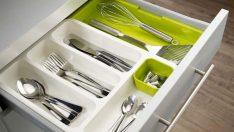 Akıllıca ve Sevimli Çatal Bıçak Takımı Depolama Çözümleri