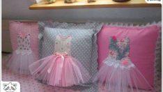 Birbirinden Sevimli Kendin Yap Yastık Modelleri
