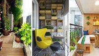 15 Baş Döndürücü ve Sizi Şaşırtacak Çatı Katı Bahçe ve Balkon Dekorasyonu