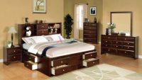 Küçük Yatak Odalarında Yer Kazanmak için 15 Depolama Fikri