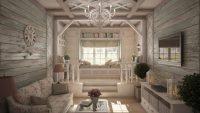 Provence Stili İç Dekorasyon