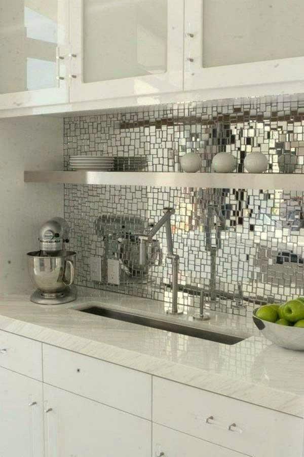 16 Ucuz ve Kolay Kendin Yap Tezgah Arası Kaplaması ile Mutfağınızı Güzelleştirme Fikirleri