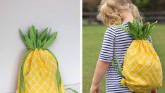 Ananas Sırt Çantası