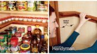 Evinizin İçi için Basit Ama Yine de Harika 26 Fikir