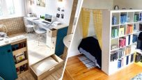 Küçük Apartmanınızı Genişletmenin 10 Fantastik Hilesi
