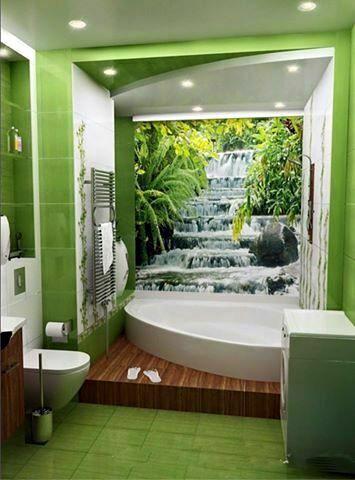 Modern banyo dekorasyon rnekleri ev d zenleme - Banyo dekorasyon ...