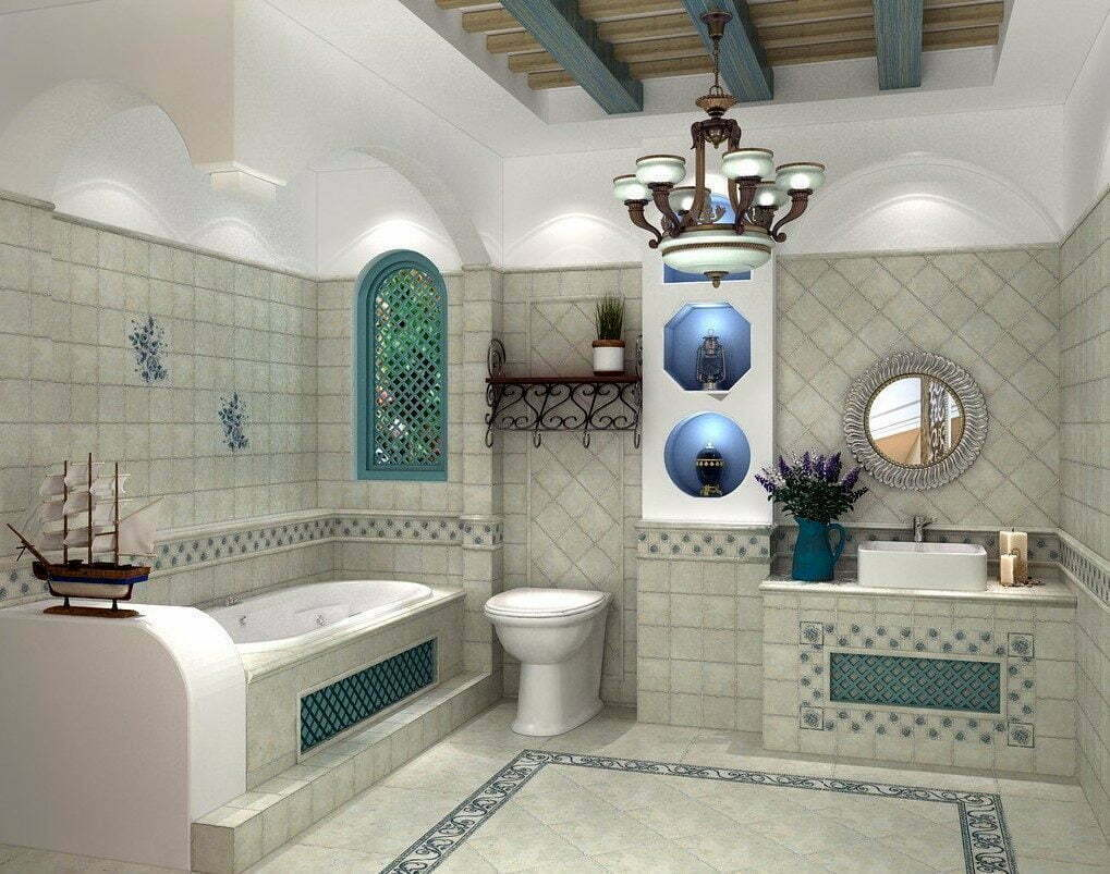 Modern banyo dekorasyon ornekleri 22 ev d zenleme - Banyo dekorasyon ...