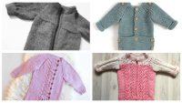 50 Şık Bebek Örgü Tulum Modelleri