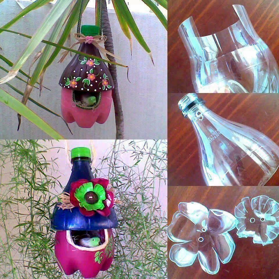 Plastik Şişeleri Değerlendirme Önerileri