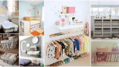 17 Sevimli çocuk odası düzenlemesi ipucu ve fikirleri