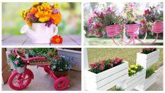 Bahçenizi renklendirecek 20 muhteşem fikir