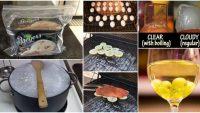 Harika pişirme ve mutfak hileleri