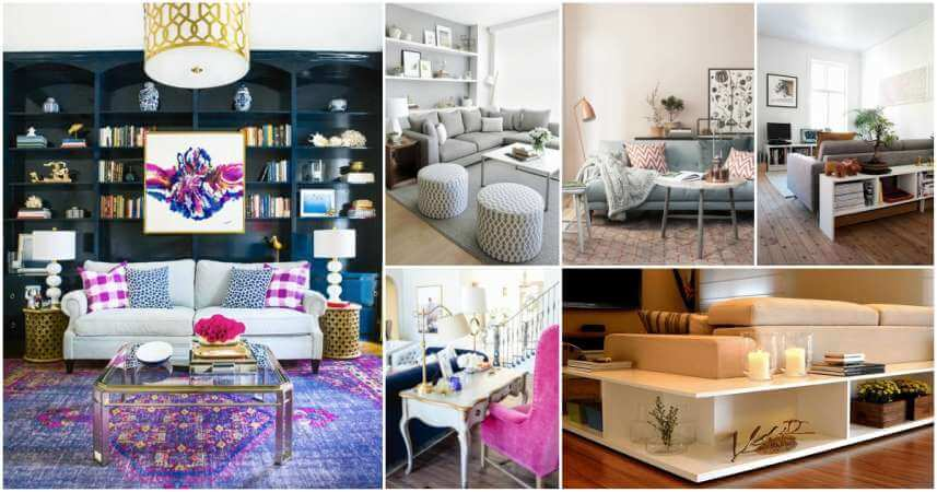 18 ideas for the areas behind your seats