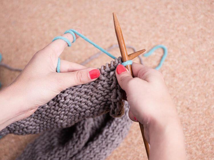 Как сделать круговые спицы своими руками