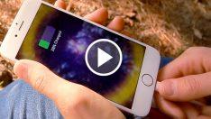 Portatif Telefon Şarj Aleti Yapımı