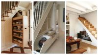 En Kullanışlı ve Estetik Merdiven Altı Dolap Modelleri
