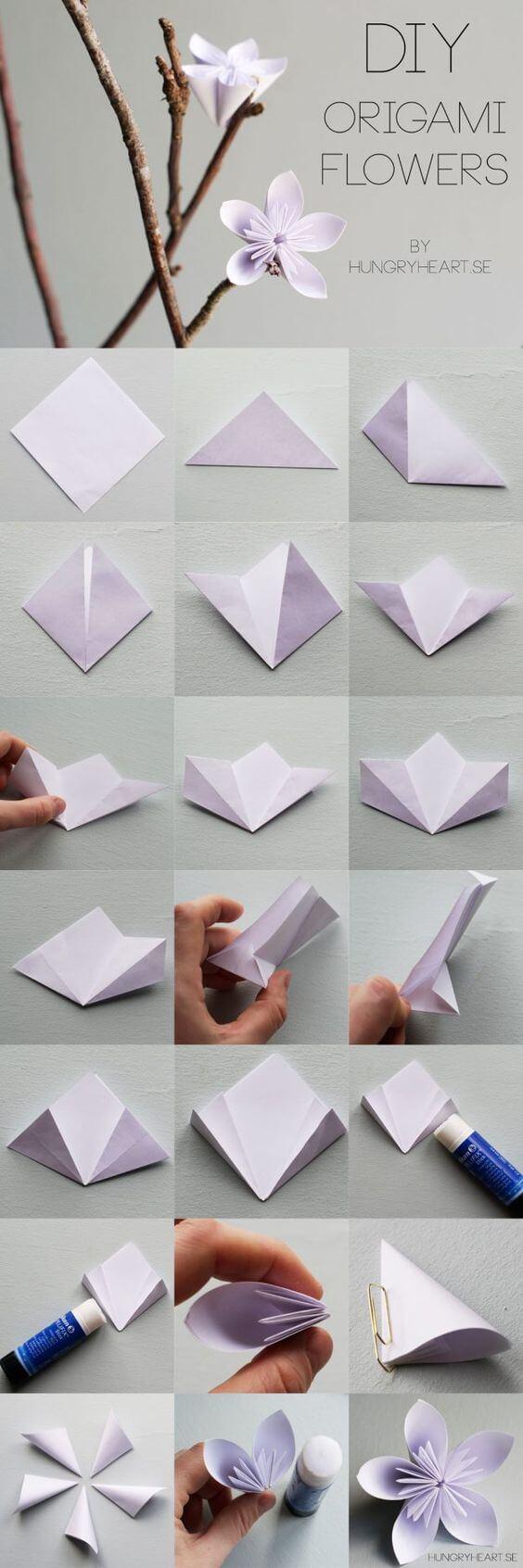 El İşi Kağıdı ile Dekoratif Süs Yapımı