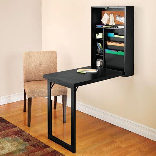 Duvara monte edilebilen en kullan l masa modelleri for Muebles de cocina para espacios reducidos