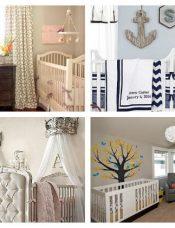 En Güzel Dekorasyon Örnekleri ile İkiz Bebek Odaları