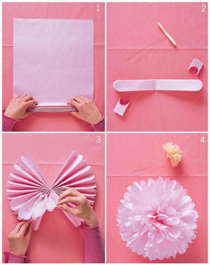 Как сделать украшения для день рождения своими руками