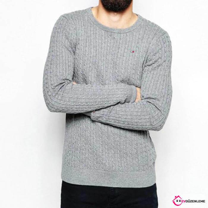 Erkek Triko Yeni Tasarım Ve Modellerle Şaşırtıyor
