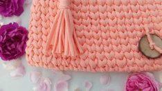 Penye İpten Çanta Modelleri ve Yapımı