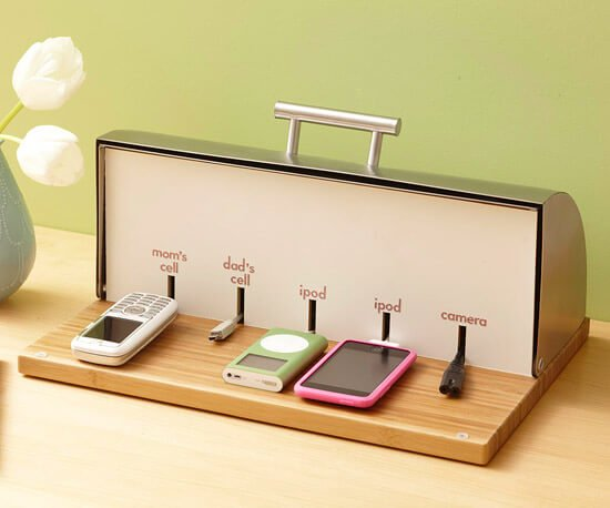 Cheap Way Home Office Storage