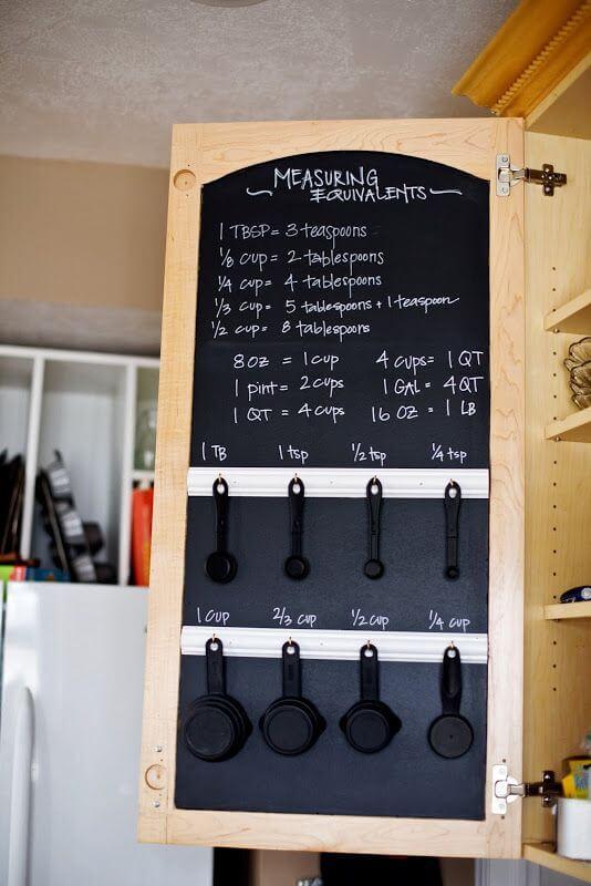 Mutfağınızı Düzenlemeye Yardımcı Olacak 13 Muhteşem Fikir 13