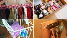 Ucuzluk Pazarında Bulabileceğiniz Evinizin için Faydalı Olan 25 Düzenleme Eşyası