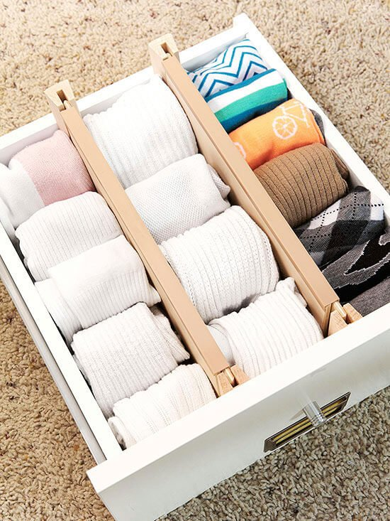 25 Great Storage Ideas for Bedroom