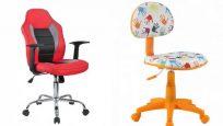 Ergonomik ve Şık Çalışma Masası Sandalyesi Çeşitleri Bir Arada