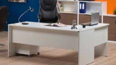 L Çalışma Masası Modelleri Farklı Mekanların İhtiyacı