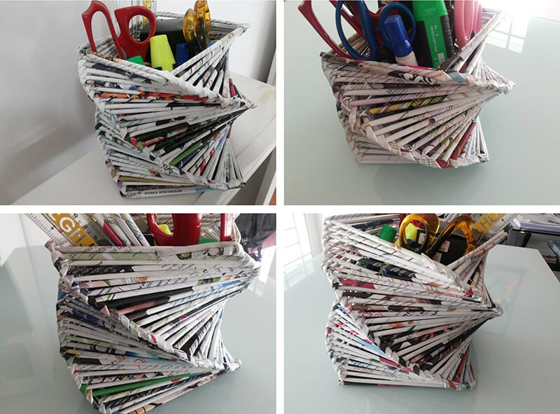 22 Different Ways to Use Old Journals in Home Decor