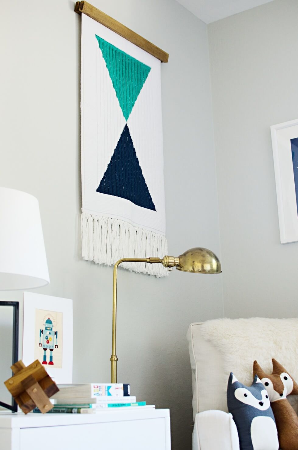 Salon dekorasyonu için kendin yap fikirleri