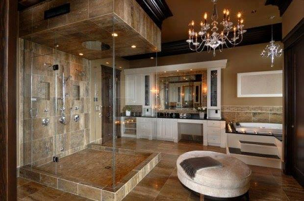 Create Luxury Views in Your Bathroom