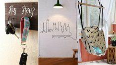 Yaşama Alanınızı Tamamen Yenileyecek 20 Basit Dekorasyon Projesi