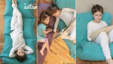 Yastıklardan Çocuklarınız için Yatak Yapmaya Ne Dersiniz!