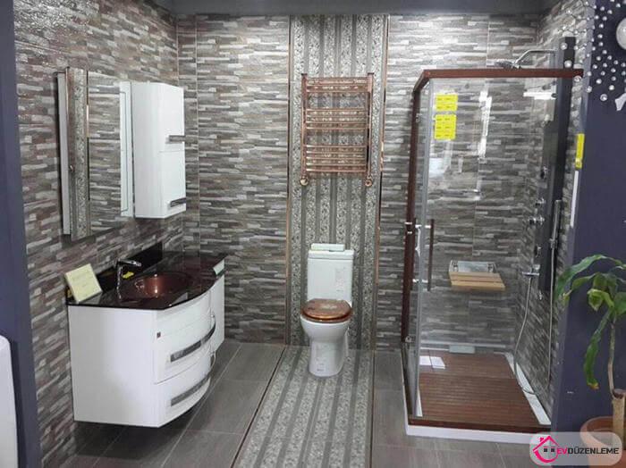 30 banyo fayans modelleri size lham verecek. Black Bedroom Furniture Sets. Home Design Ideas