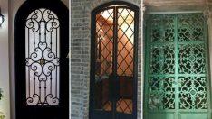 Ferforje Kapı Modelleri İçin En Modern Fikirler Bir Arada