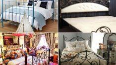En Şık 34 Ferforje Yatak Modelleri ile Yatak Odalarınızı Yenileyin