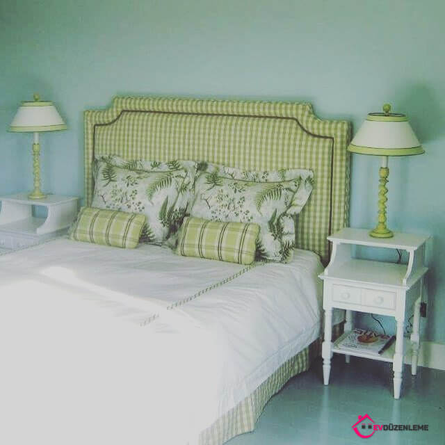Many Style in One; Country Bedroom Models