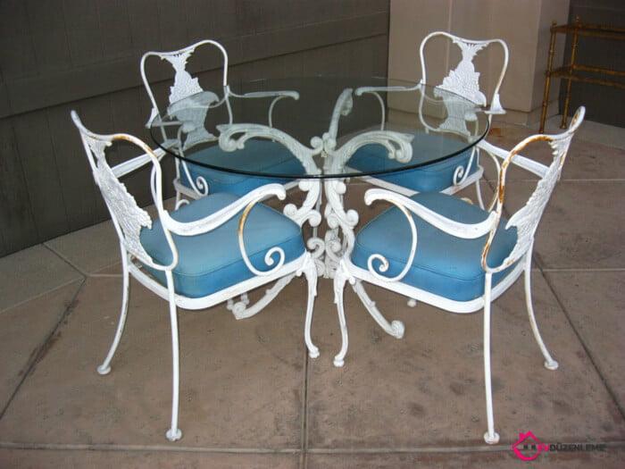 11) Rahat Sandalyeler