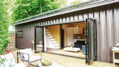Konteyner Ev Tasarımları Daha Az Maliyetle Yaşam Alanları Sunar